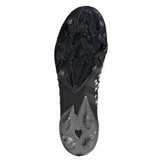 adidas Predator Freak .1 Low Football Boots, Black, rebel_hi-res
