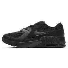 Nike Air Max Excee Kids Casual Shoes Black US 11, Black, rebel_hi-res