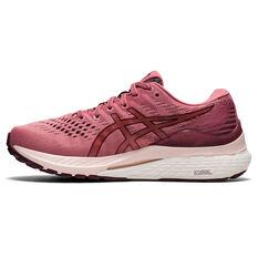 Asics GEL Kayano 28 Womens Running Shoes Pink/Purple US 6, Pink/Purple, rebel_hi-res