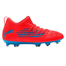 Puma Future 19.3 Kids Football Boots Red / Blue US 11, Red / Blue, rebel_hi-res