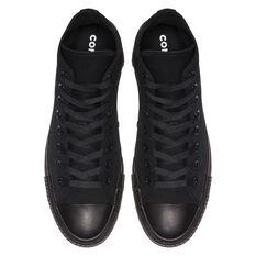 Converse Chuck Taylor All Star Hi Top Casual Shoes, Black, rebel_hi-res