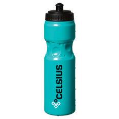 Celsius Squeezable 750ml Water Bottle, Aqua, rebel_hi-res