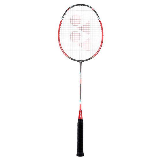 Yonex Voltric Power Breach Badminton Racquet Black / Red, Black / Red, rebel_hi-res