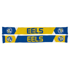 Parramatta Eels Geo Jacquard Scarf, , rebel_hi-res