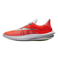 Nike Future Speed Kids Running Shoes Orange / White US 1, Orange / White, rebel_hi-res