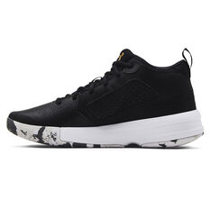 Under Armour Lockdown 5 Basketball Shoes Black US 7, Black, rebel_hi-res