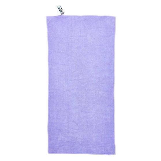 Ell & Voo Yoga Towel and Bottle Pack, , rebel_hi-res