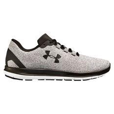 Under Armour Remix Mens Running Shoes Grey / Black US 7, Grey / Black, rebel_hi-res