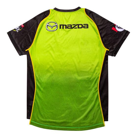 Sydney Thunder 2019 Mens Jersey Green M, Green, rebel_hi-res