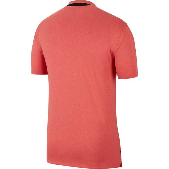 Nike Mens Dri-FIT Vapor Golf Polo Red 2XL, Red, rebel_hi-res