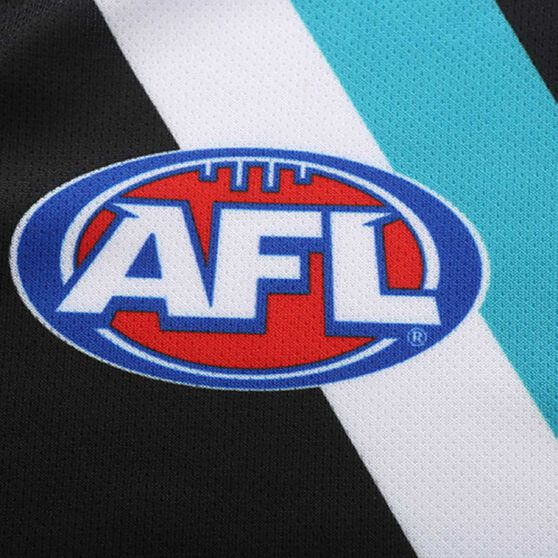 Port Adelaide 2020 Infant Home Guernsey, Black, rebel_hi-res
