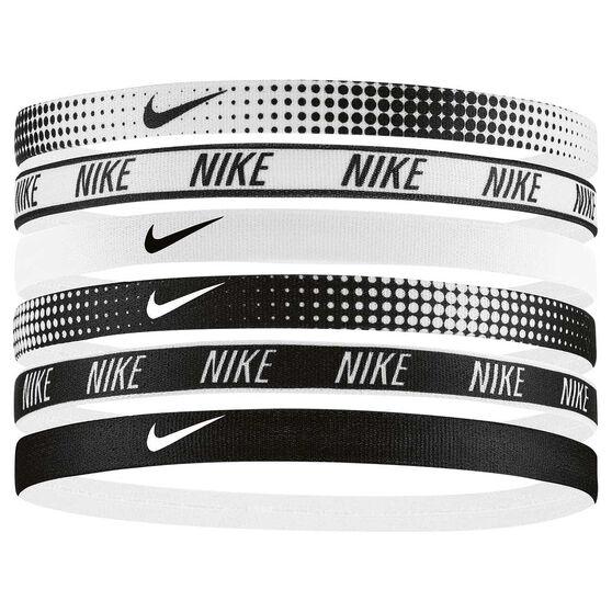 Nike 6 Pack Printed Headbands Multi OSFA, Multi, rebel_hi-res