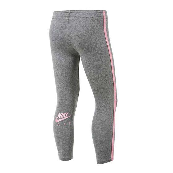 Nike Girls Sportswear Future Tights, Grey / Mint, rebel_hi-res