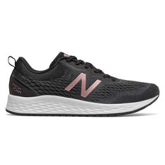 New Balance Fresh Foam Arishiv2 D Womens Running Shoes Black US 6, , rebel_hi-res