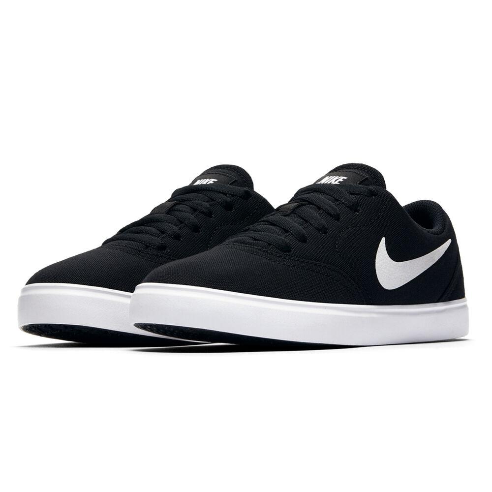 Senador Ingresos genéticamente  Nike SB Check Canvas Kids Skateboarding Shoes | Rebel Sport