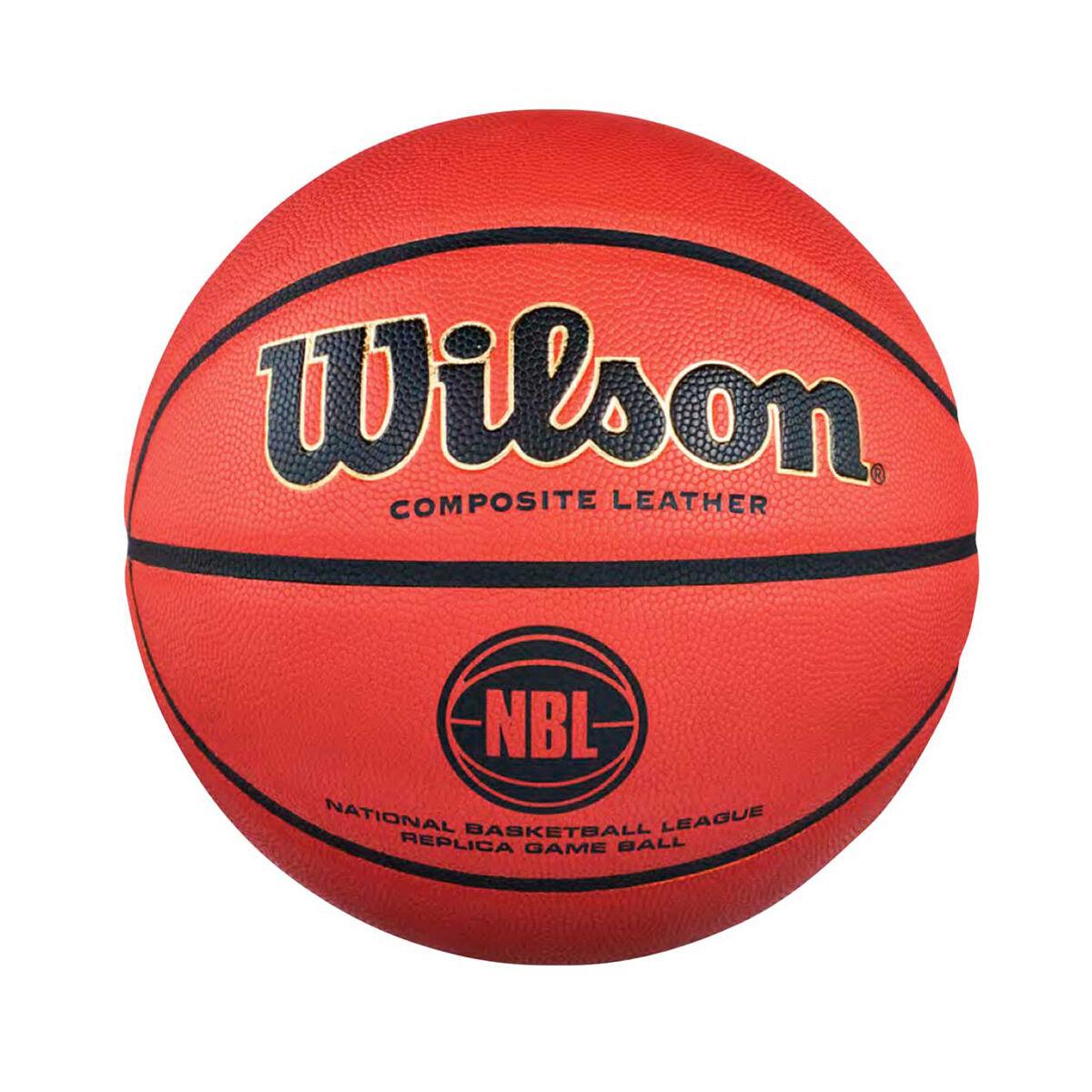 Wilson NBL REPLICA BASKETBALL Size-7 Indoor /& Outdoor Moisture Absorbing Cover