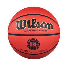 Wilson NBL Replica Basketball 7, , rebel_hi-res