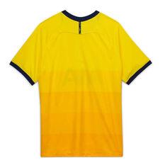 Tottenham Hotspur 2020/21 Mens Third Jersey, Yellow, rebel_hi-res