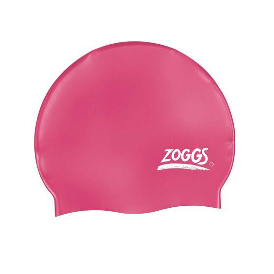 Zoggs Junior Silicone Cap Junior Junior, , rebel_hi-res