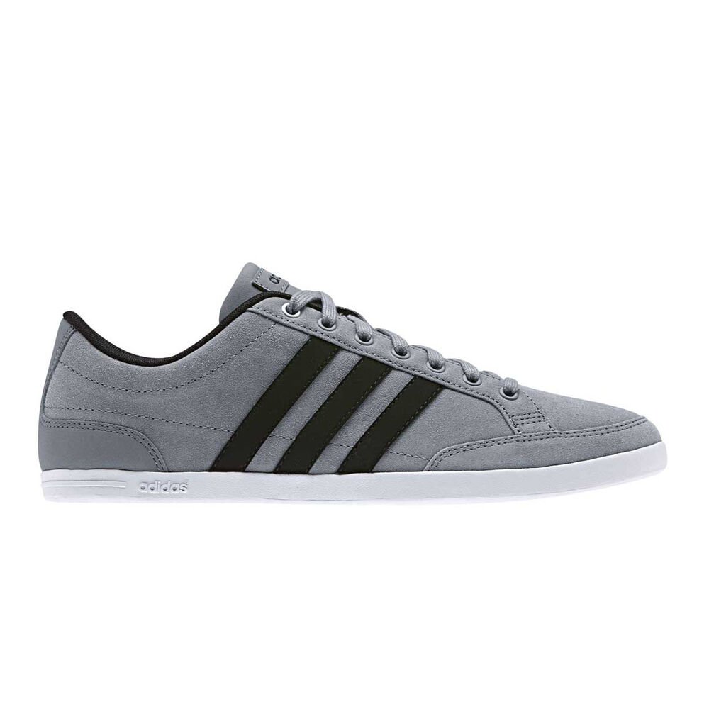 1e7cacd1f4c adidas Caflaire Mens Casual Shoes Grey   Black US 9