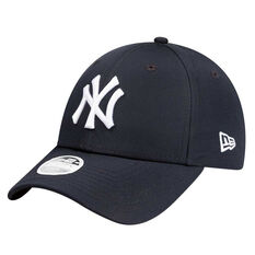 New York Yankees Womens New Era 9FORTY Team Cap, , rebel_hi-res