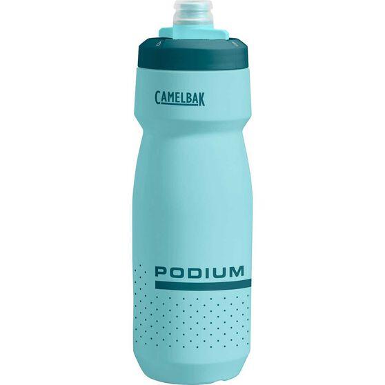 Camelbak Podium 700ml Water Bottle Turquoise, Turquoise, rebel_hi-res