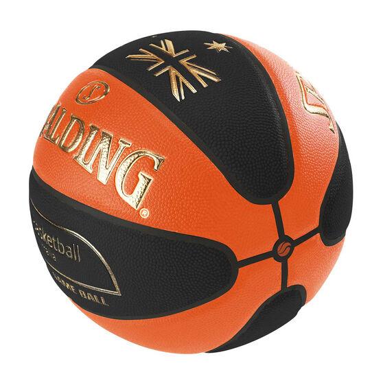 Spalding TF-1000 Legacy Basketball Australia Basketball Orange / Black 7, Orange / Black, rebel_hi-res