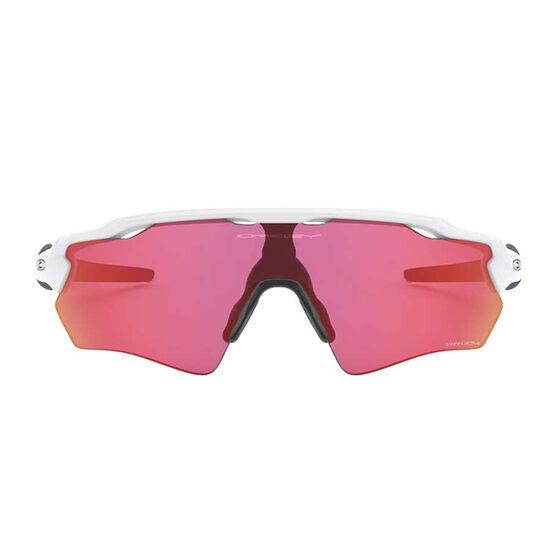 Oakley Radar EV Path Sunglasses - XS Polished White/Prizm Field, Polished White/Prizm Field, rebel_hi-res