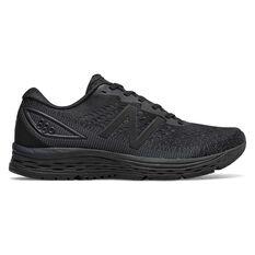 New Balance 880v9 2E Mens Running Shoes Black US 7, Black, rebel_hi-res