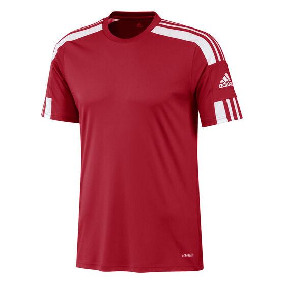 Adidas Mens Squadra 21 Jersey, , rebel_hi-res