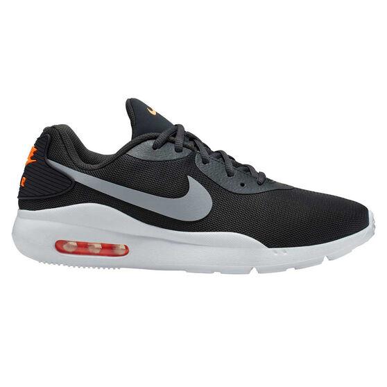 Nike Air Max Oketo Mens Casual Shoes, Black / Grey, rebel_hi-res