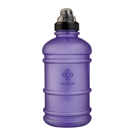 Celsius Inspire 1L Soft Touch Water Bottle Lilac, Lilac, rebel_hi-res