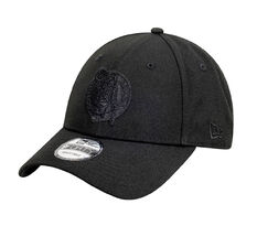 Boston Celtics New Era Black on Black 9FORTY Snapback, , rebel_hi-res