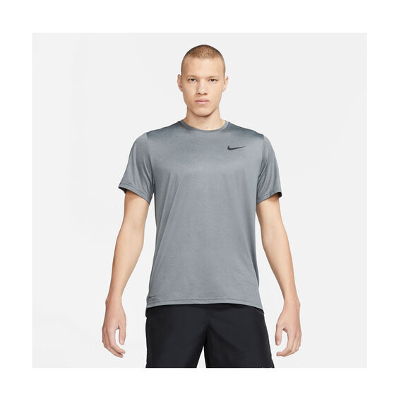 Nike Mens Pro Dri-FIT Short Sleeve Tee, , rebel_hi-res
