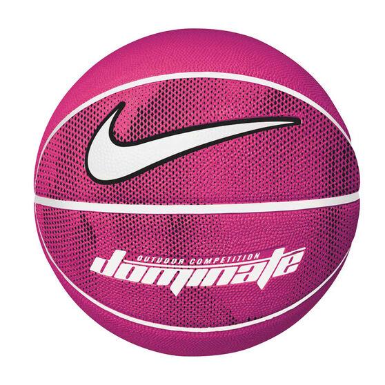 Nike Dominate Basketball 6, , rebel_hi-res