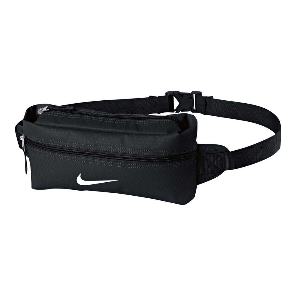 Nike Team Training Waist Pack Black   White