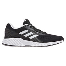 adidas Aerobounce 2 Womens Running Shoes Black / Grey US 5, Black / Grey, rebel_hi-res