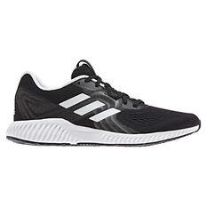 3042b033dce adidas Aerobounce 2 Womens Running Shoes Black   Grey US 5