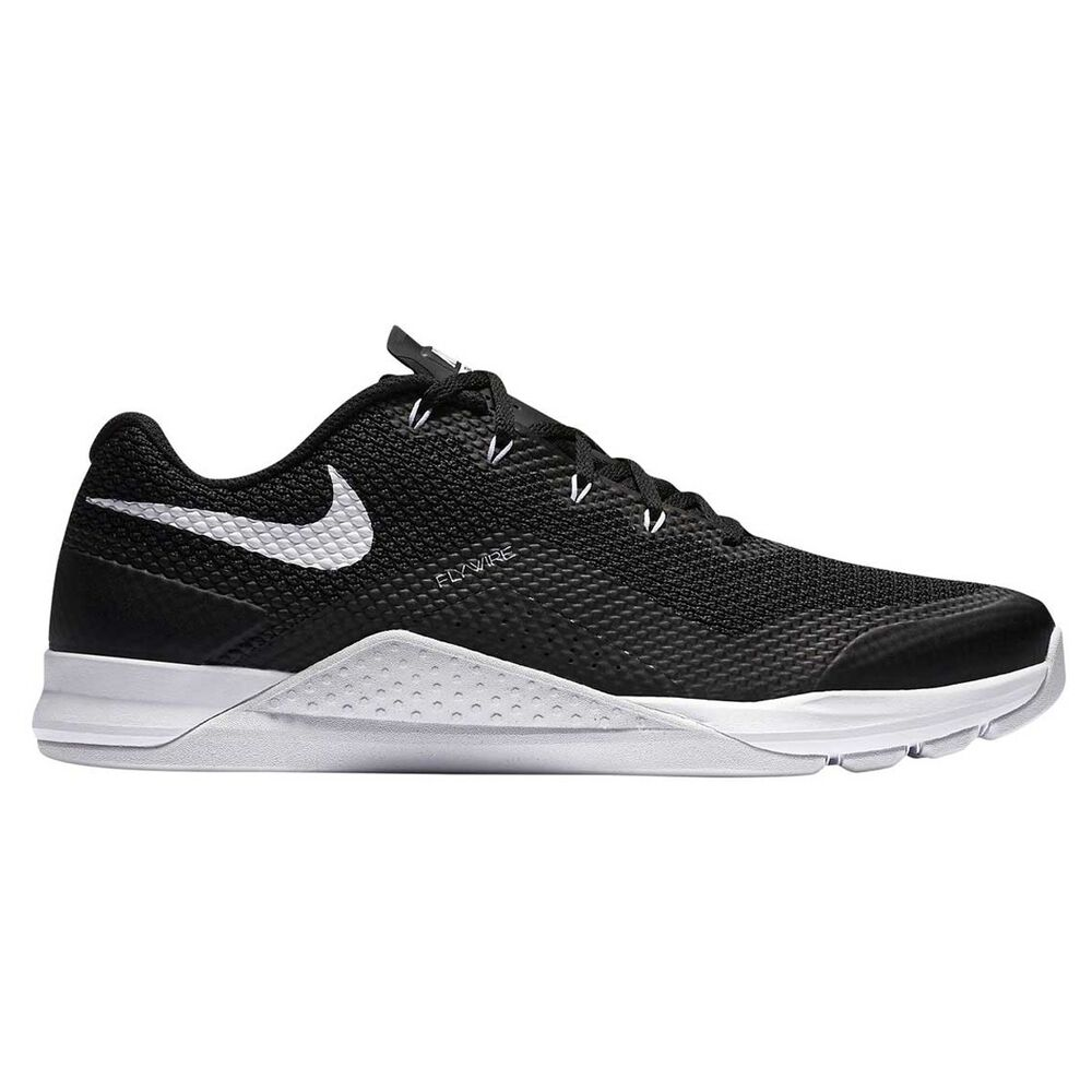 f1ee9ffd8a38 Nike Metcon Repper DSX Mens Cross Training Shoes Black   White US 7 ...