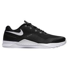 Nike Metcon Repper DSX Mens Cross Training Shoes Black / White US 7, Black / White, rebel_hi-res
