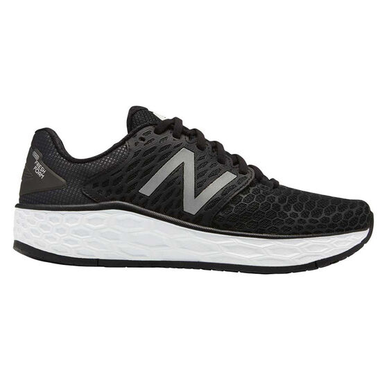 New Balance Fresh Foam Vongo v3 Womens Running Shoes, Black, rebel_hi-res