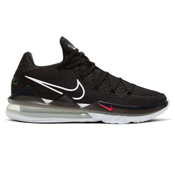 Nike Lebron XVII Low Mens Basketball Shoes, , rebel_hi-res