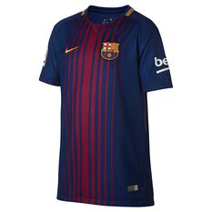 FC Barcelona 2018 Kids Home Jersey, , rebel_hi-res