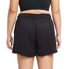 Nike Womens Dri-FIT Attack Training Shorts Black XS, Black, rebel_hi-res