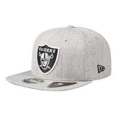 Oakland Raiders New Era 9FIFTY Heather Cap, , rebel_hi-res