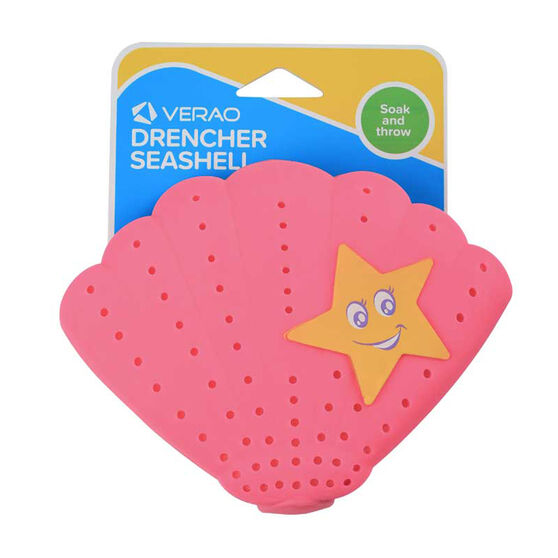 Verao Sea Shell Drencher Disk, , rebel_hi-res