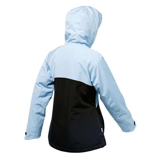 Tahwalhi Womens Wisla Ski Jacket, Blue, rebel_hi-res