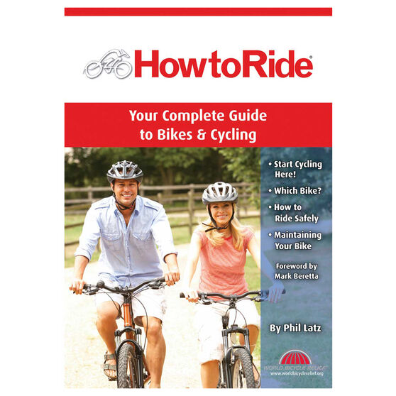 Bicycling Australia - How to Ride, , rebel_hi-res