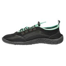 Tahwalhi Aqua Shoes Black / Aqua 4, Black / Aqua, rebel_hi-res