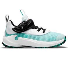 Nike Freak 3 Kids Basketball Shoes White US 11, White, rebel_hi-res